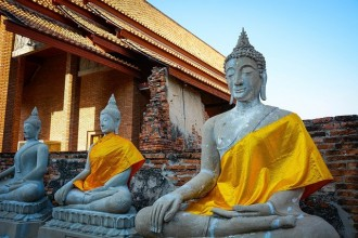 Private Tour of Thailand: The Ancient Capitals of Siam 6 Days / 5 Nights