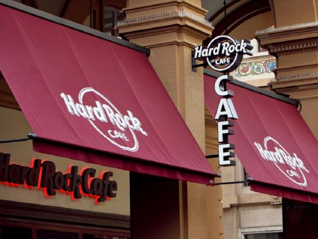 Hard Rock Cafe Florence