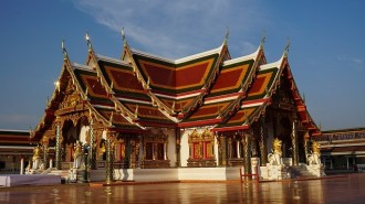 Glamor Tour Thailand: Discovering Siam 8 Days / 7 Nights