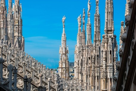 Duomo Terrace By Lift Guided Tour