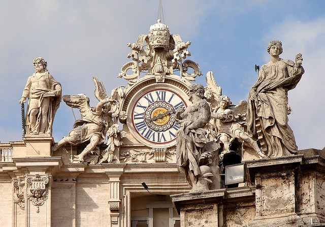 City Tour of Lorenzo Bernini with Private Guide available 3 hours