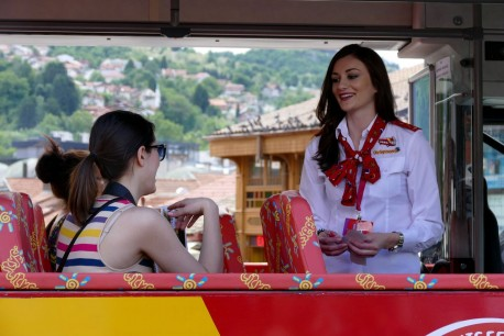 Sarajevo City Sightseeing Tour - Ticket 24 hours