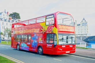 Llandudno City Sightseeing Tour - Ticket 24 hours