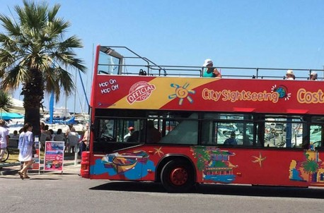 Benalmadena City Sightseeing Tour 24 ore
