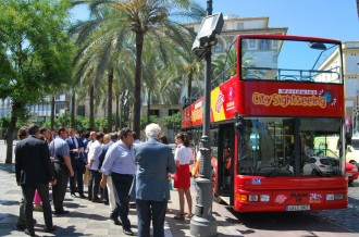 Jerez City Sightseeing 24 hours + Bodegas Tio Pepe + Walking Tour