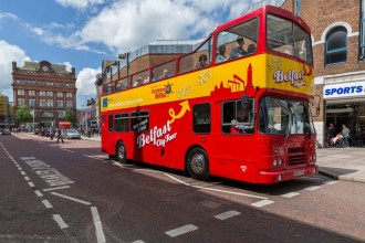 Belfast City Sightseeing Tour 2 Giorni