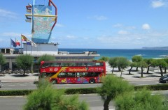 Santander City Sightseeing Tour 24 hours