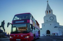 Kazan City Sightseeing 1 Day
