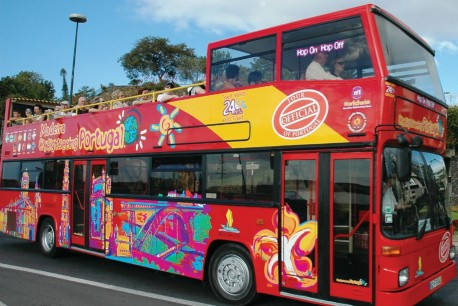 Funchal City Sightseeing Tour Red Line 24 ore