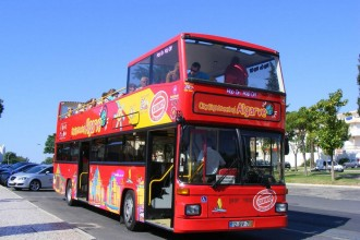 Albufeira City Sightseeing Tour - Ticket 24 hours