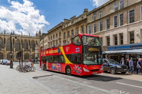 Bath City Sightseeing Tour 24 hours