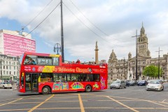 Glasgow City Sightseeing Tour 2 Giorni