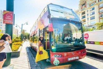 Malaga City Sightseeing Tour 24 ore