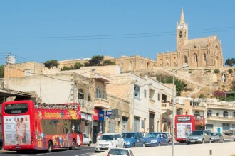Gozo City Sightseeing Tour 1 day