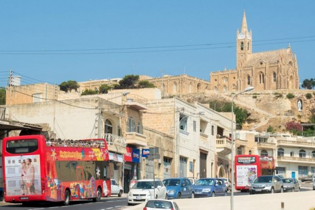Gozo City Sightseeing Tour 1 giorno