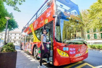 Palma de Mallorca City Sightseeing Tour - Ticket 24 hours