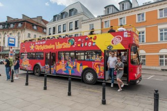 Warsaw City Sightseeing 24 hours