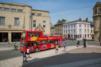 Oxford City Sightseeing Tour 48 Ore