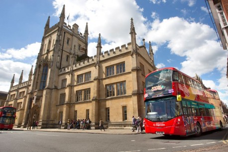Cambridge City Sightseeing Tour 24 hours