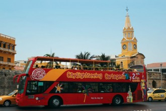 Cartagena City Sightseeing Tour - Ticket 48 hours