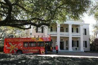 Natchez City Sightseeing Tour 1 Day