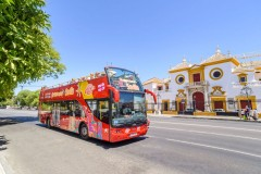 Seville City Sightseeing Experience Tour -  Ticket 24 hours