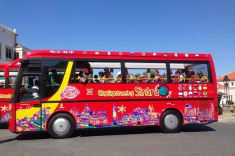 Sintra City Sightseeing Tour 1 Giorno