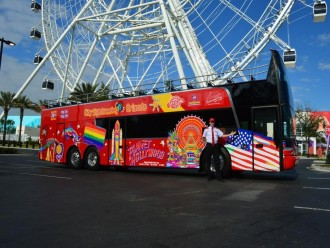 Orlando City Sightseeing Tour 5 Giorni
