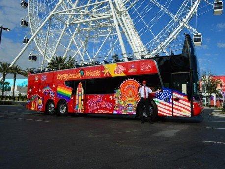 Orlando City Sightseeing Tour 14 Days