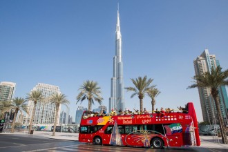 Dubai City Sightseeing 1 Day