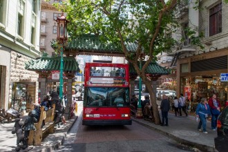 San Francisco City Sightseeing 1 Day