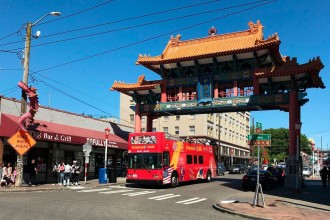 Seattle City Sightseeing Tour 2 días