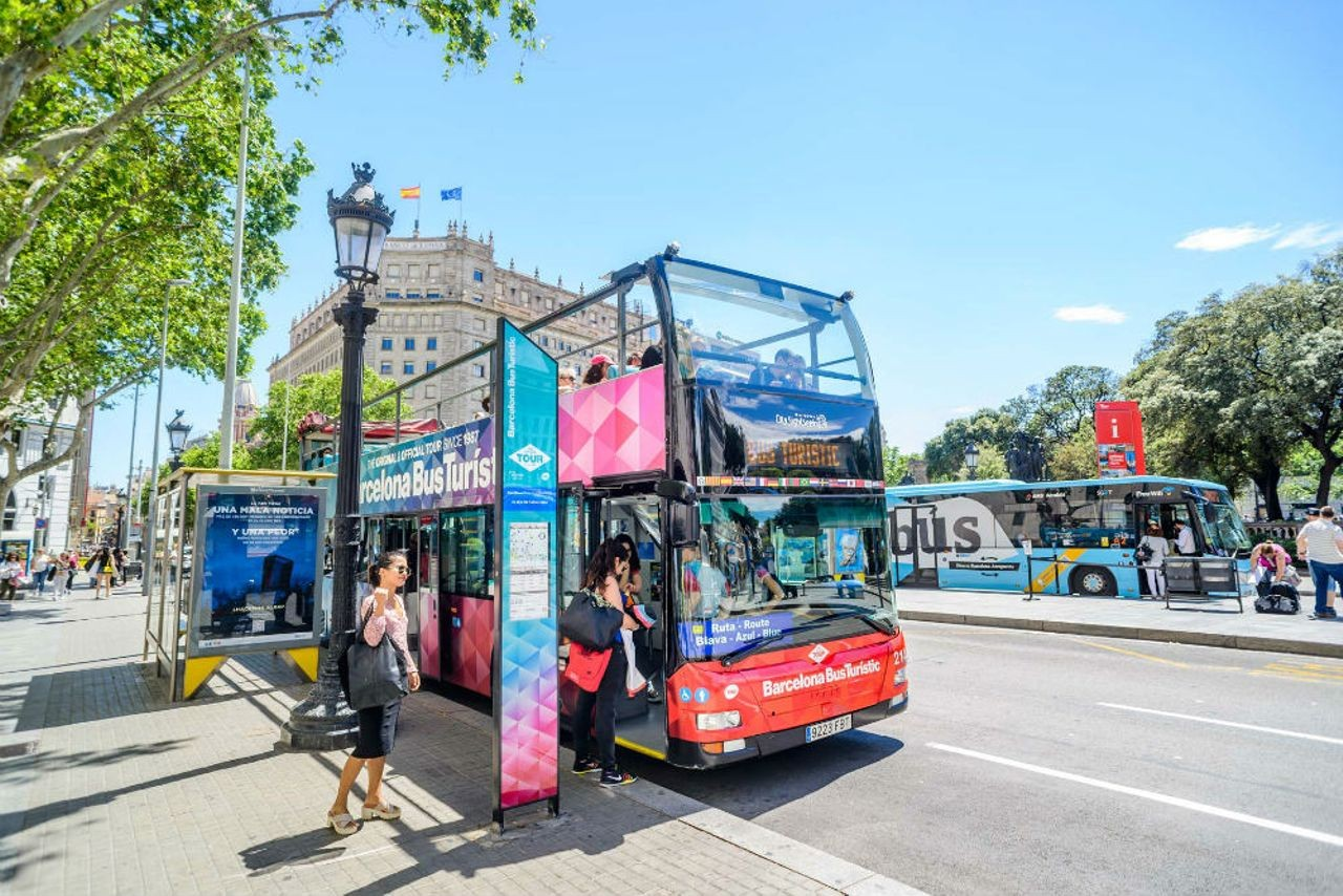 Barcelona Bus Turistic City Sightseeing