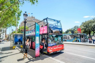 Barcelona Bus Turistic City Sightseeing 2 Days