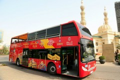 Sharjah City Sightseeing Tour - Biglietto 24 ore