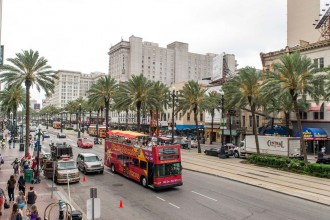New Orleans City Sightseeing Tour 3 Giorni