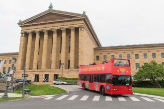 Philadelphia City Sightseeing 1 day