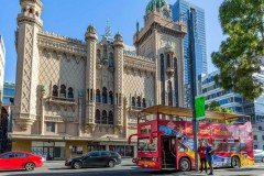 Melbourne City Sightseeing Tour 24 horas