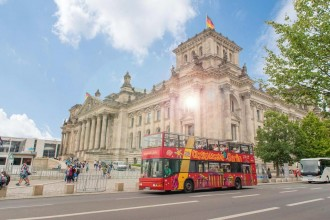 Berlin City Sightseeing Tour 48 ore