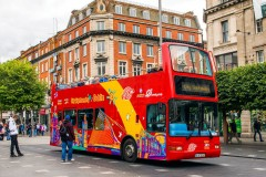 Dublin City Sightseeing Tour 24 Ore