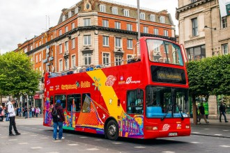 Dublin City Sightseeing Tour 48 hours