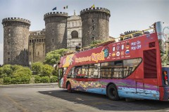 Nápoles City Sightseeing Tour - Ticket 24 horas