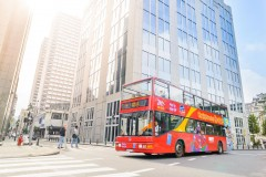 Brussels City Sightseeing Tour - Ticket 48 hours