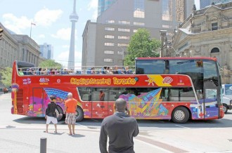 Toronto City Sightseeing Tour - Ticket 48 hours