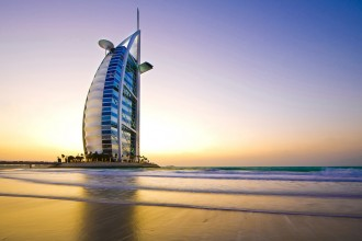 Dinner experience at Burj Al Arab  with Discover Dubai By Night