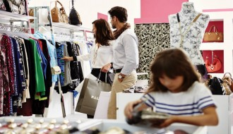 1 giorno di shopping all'outlet La Vallée Village