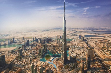 Dubai full day tour with lunch from Abu Dhabi