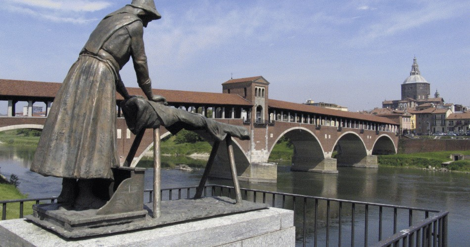 Pavia City Tour with Private Guide available 2h30min