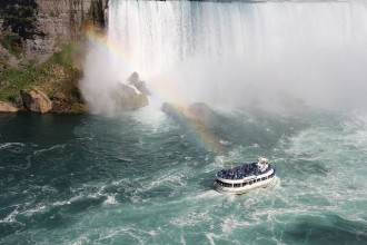 New York: Tour Niagara Falls (Canadian Side), Toronto, New York - 3 giorni
