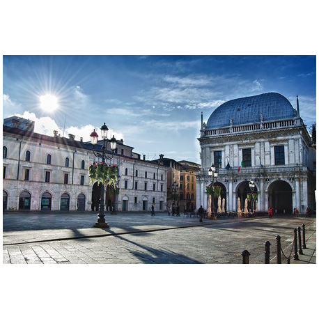 Brescia City Tour with Private Guide available 2h30min